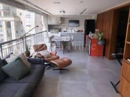 Apartamento para alugar no condomínio Splendor Ibirapuera, 222 m² por R$ 20.000/mês - Vila