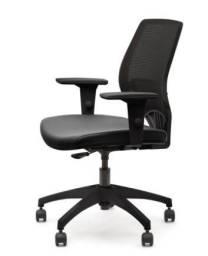 Título do anúncio: Cadeira Marelli YOU213 toda Preta. Na caixa !!!