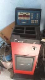 Conjunto de máquinas a venda