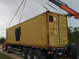 Container marítimo - ótimo padrão - pgto só na entrega