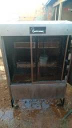 Título do anúncio: Máquina de assar frango.