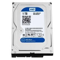 Título do anúncio: [Novo] HD 1TB Blue 3.5 Western Digital