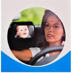 Espelho retrovisor para cadeirinha bebê conforto GRANDE - Clingo