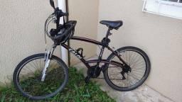 Título do anúncio: Bicicleta de passeio Aro 22