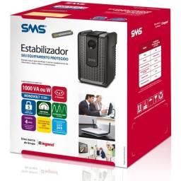 Estabilizador 1000VA Sms Mono 115V 16621 Revolution Speedy - Loja Dado Digital