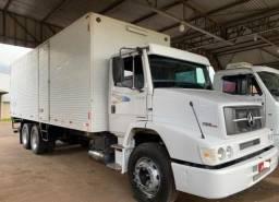 caminhão mb 1620 baú