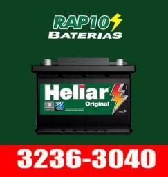 Bateria Heliar para Carro 60ah