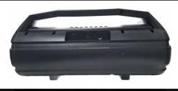 Caixa De Som Portátil Alta Qualidade Inova Rad-8633 Wireless