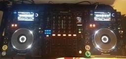 Título do anúncio: CDJ 2000 nexus DJM 900 nexus