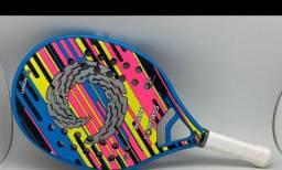 Raquete de Beach tênis infantil Nova da Compass sub x  lançamento 2021