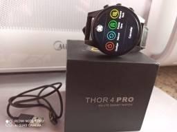 Smartwatch Zeblaze Thor 4 Pro Câmera Wifi 4g Gps