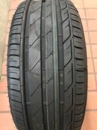 Título do anúncio: Pneu 215/50R17 Bridgestone Turanza T 001 91V - Promoção!