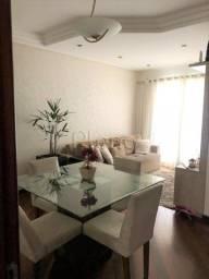 Apartamento à venda com 3 dormitórios em Bosque, Campinas cod:AP016897
