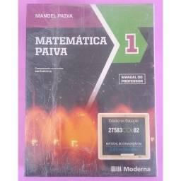 Título do anúncio: Matemática / Manoel Paiva / 3 volumes