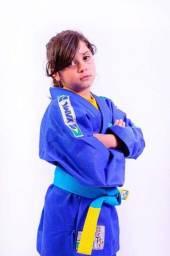 Título do anúncio: Kimono Infantil Judô / Jiu Jitsu