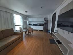 Flat com 1 quarto para alugar, 39 m² por R$ 5.179/mês - Boa Viagem - Recife