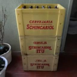 Engradado de cerveja - 3 caixas