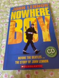 Livro ? Jonh Lennon - Nowhere Boys?