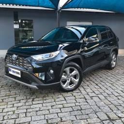 Título do anúncio: Toyota Rav4 S Connect Hybrid - 2020 - Apenas 4.200km