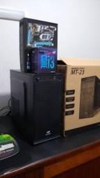 CPU i3 7° geração 8 GB HD 500