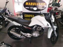 Título do anúncio: Honda Cg Fan 160 Branco