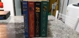 Coleção dos livros da Saga Eragon