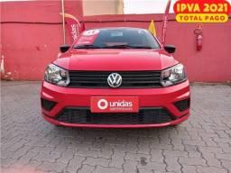 Título do anúncio: Volkswagen Gol 2021 1.0 12v mpi totalflex 4p manual
