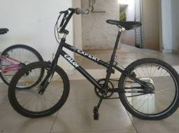 Bicicleta caloi masculina aro 20