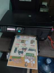 Título do anúncio: Impressora multifuncional HP 4500 com bulk Ink instalado