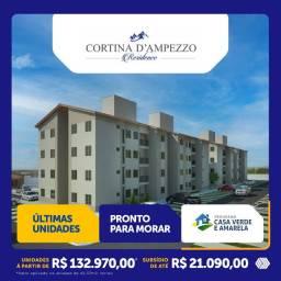 119 apartamento pronto pra morar no Cohatrac