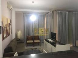 Título do anúncio: Loft com 1 dormitório, 56 m² - venda por R$ 480.000,00 ou aluguel por R$ 2.300,00 - Gragoa