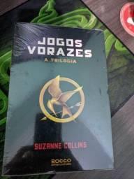 Jogos Vorazes A Trilogia - Box Com 3 Volumes - Lacrado-