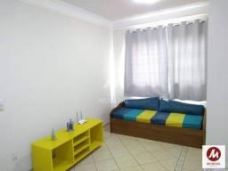 Apartamento (tipo - padrao) 1 dormitórios, cozinha planejada, elevador, em condomínio fech