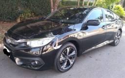 Título do anúncio: Honda New Civic EX CVT 2017 c/ 14.000km