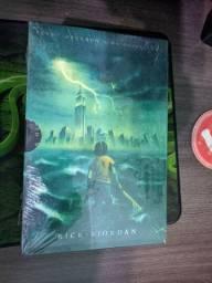 Box - Percy Jackson e os Olimpianos - Lacrado-