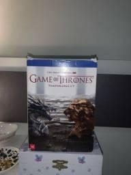 BOX GAME OF THRONES 1-7 TEMP