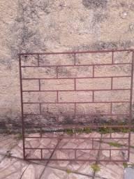 Grade de Segurança Janela Banheiro 1 m x1 m