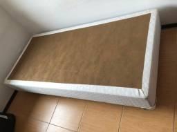 Base box cama solteiro