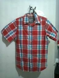 Camisa xadrez de ótima qualidade NOVA