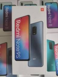 Receba seu Xiaomi Hoje! Redmi Note 9S ..Novo Lacrado com garantia!