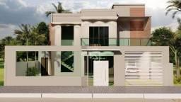 Sobrado com piscina e 3 dormitórios à venda, 160 m² por R$ - Recanto do Farol Planta 2 - I