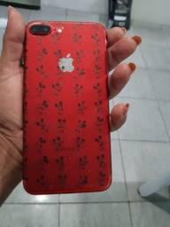 Troco iPhone 7 Plus red por iPhone 8plus