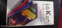 Celular LG K22 plus 64GB, 3GB de RAM.