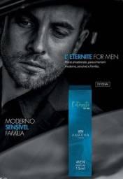 Perfume Masculino L'eternite 15ml (Eternety Calvin Klein)