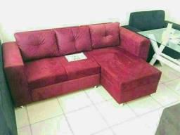 Título do anúncio: Sofa-/lindo/P17