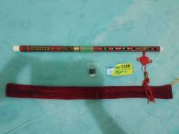 Flauta Dizi Chinesa Tradicional - Chave em G - Pouquíssimo usada