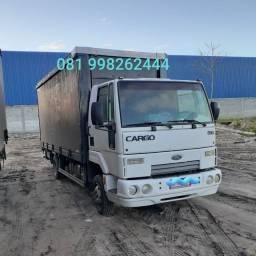 Ford cargo 816s ano 12 /13 valor 125,000