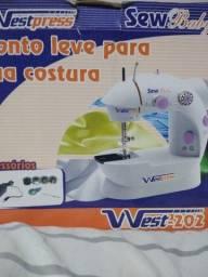 Mini máquina de costura West