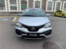 Toyota Etios 2020 1.5 x sedan 16v flex 4p manual