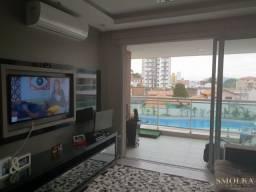 Apartamento à venda com 2 dormitórios em Barreiros, São josé cod:12051